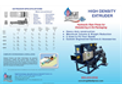 Bright Technologies - High Density Extruders Used to Dewater Materials - Brochure