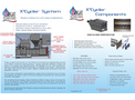 Bright Technologies - X3Cycler - Full Plastic - Aluminum Liquid Containers - Brochure