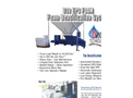 Model D30 EPS - Foam Densification System - Datasheet