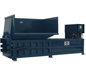 3 Cubic Yard Capacity Industrial Stationary Compactor-1