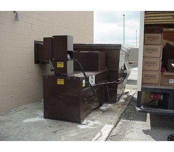 Sebright - Model 4236-1-4 - Stationary Compactor (.75 Cubic Yard Capacity)