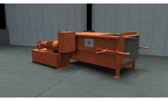Sebright - Model AP-2430-1-4 - 4 Cubic Yard Capacity Apartment Compactors