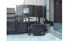 Sebright - Model SC3260 - Small Self Contained Compactor (1.3 Cubic Yard Capacity)
