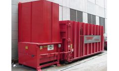 Sebright - Model 4060 - Stationary Compactor (2 Cubic Yard Capacity)