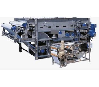Bright Technologies - Belt Filter Presses for Superior Results