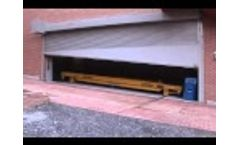 Sebright Self-Contained Compactor on Sliding Platform - Video