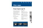 Filter Cages Brochure