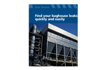 Find your baghouse leaks quickly and easily