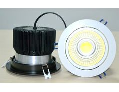 SAA ,CE ROHS LED down light 30W Sales@auroraslighting.com