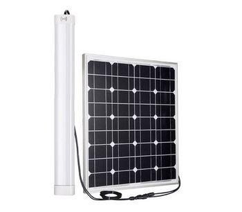 APOLLO - Model AI-X3000/X4200 - Solar LED Batten Light