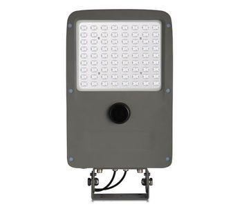 Auroras - Model AI-S30W/S40W - 30W Solar LED Flood Light Kit