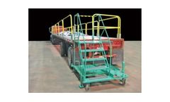 SpeedGuard - Flatbed Perimeter Fall Protection System