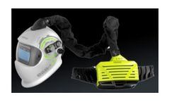 optrel - Model e3000 - Respiratory Protective Equipment