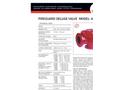 Model A - Deluge Valve Brochure
