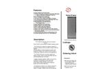 Model FGVAX 25 - Voice Evacuation System Brochure