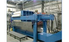 DryVac - Model DV-120020S-(SI)-0000 - Dewatering and Drying System