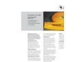 Duraline - Model Hi-Vol - Large Diameter Water Delivery Hose Brochure