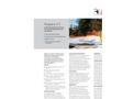 Niagara - Model AR-FFFP - High Fluidity Alcohol Resistant Film-Forming Fluoro Protein Brochure