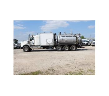 4200 Gallon Extreme Duty Oilfield Service