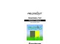 FieldScout GreenIndex Turf - Manual