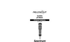 FieldScout - SoilStik - pH Meter - Manual