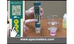 FieldScout SoilStik pH Meter - How to Calibrate and Use - Video