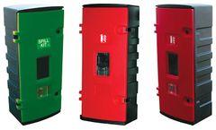 Jonesco - Model 95 Series - Front Loader Fire Extinguisher Box