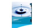 AquaTeck - Model SMVT Series - Surface Mounted Vertical Turbine Pump - Brochure