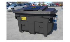 Model CPR-2000-O - Organic Waste Containers