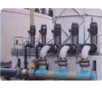 Afton - Model GSV - General Service Vertical Pumps