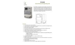 Powercom - Model PCCG340 - Concentrator Brochure