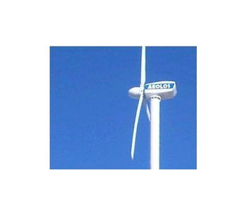 Aeolos - Model H 3kW - Horizon Axis Wind Turbine