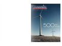 Aeronautica - Model 500kW Services - Wind Turbine - 47m Rotor - Brochure