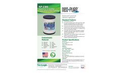 Neo-Pure - Model NP-CB6 - Aquaversa Compatible Carbon Block Filter Cartridge Brochure