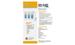 Neo- Pure - Model TL3-KIT - Ultrafiltration System Brochure