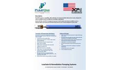 Model XP4-TL - Short Standard Top Loading Pump Brochure