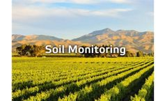Hydrological and environmental monitoring Systems for Soil monitoring industry