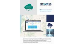 Stevens-Connect - Data Integration Hub - Brochure