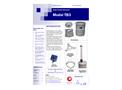 Stevens - Mechanical Accumulated Precipitation Sensor - Brochure