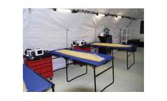 Blu-Med - Floor Plans & Equipment Packages