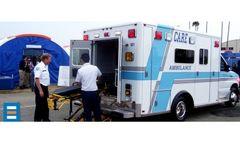 Blu-Med - Hospital Surge & Isolation Capacity Accommodation