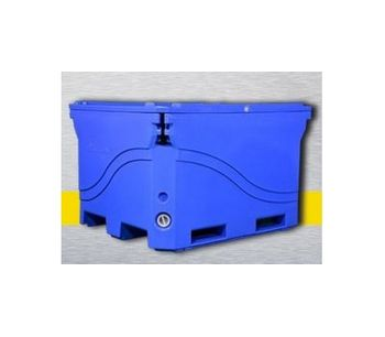 ArcticBin - Model 650 23cu. ft. - Insulated Container