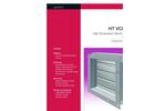 Model MB120 - High Temperature Volume Control Damper Brochure