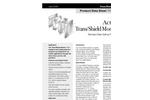 TransShield - Model 1 & 2 - Stainless Steel Sliding Plate Fire Dampers Brochure