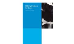 Milkplan - Model MP Arkektron - Milking Systems for Cows - Brochure