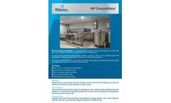 MP CheeseMaker - Brochure