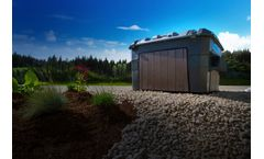 EarthBin - In Ground Waste Management System