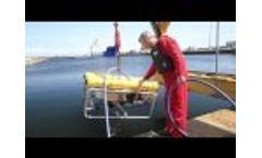 Variable Displacement Buoyancy ROV Video