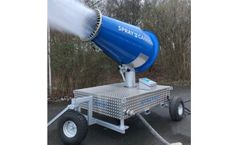 SprayCannon - Model 130 - Automatic Mist Cannon