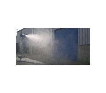Dust Cleaning Fog Machine-1
